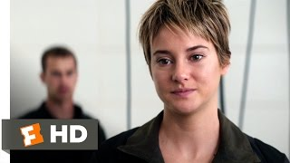 Insurgent (10/10) Movie CLIP - Were The Solution (2015) HD