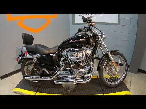 2006 Harley-Davidson Sportster 1200 Custom XLH 1200 CUSTOM