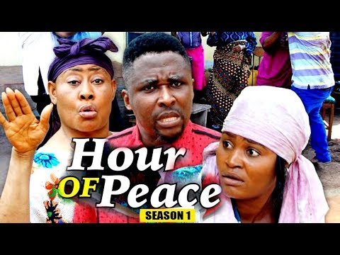 Download Hour Of Peace Season 1 - (New Movie) 2018 Latest Nigerian Nollywood Movie Full HD | 1080p