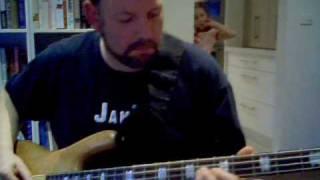 Starman Bass Cover