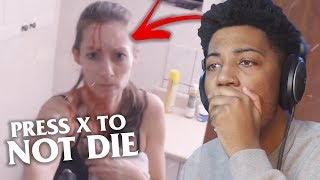 EVEN MY OWN GIRLFRIEND CURVED ME!! | Press X To Not Die