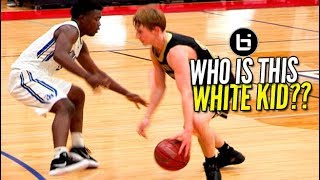 """WHERE DID THIS WHITE KID COME FROM? Evan """"McBuckets"""" McCarthy Full Highlights"""
