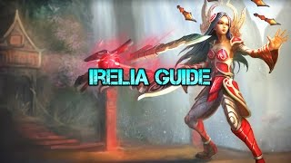 Irelia Build Season 8 Free Video Search Site Findclip
