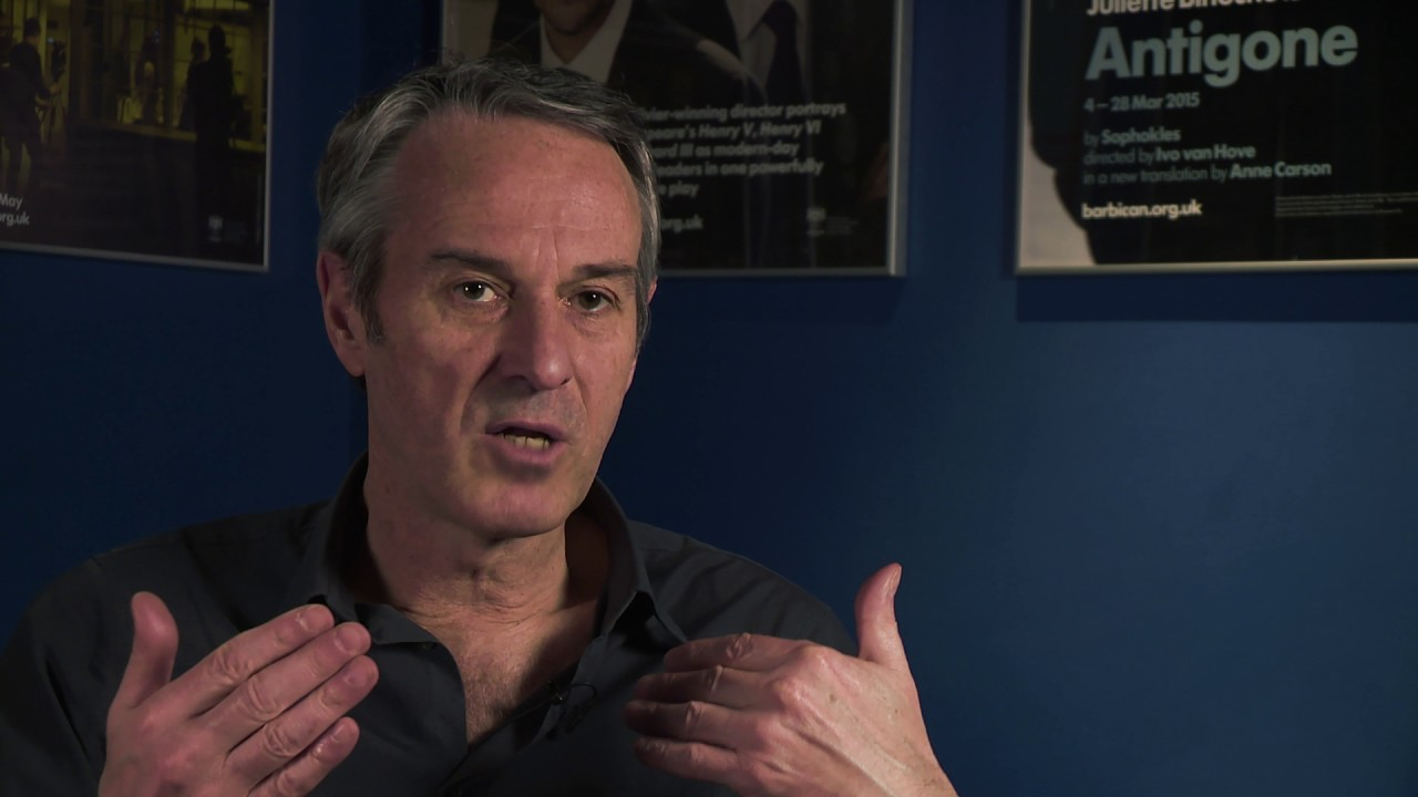 Ivo Van Hove Reveals Marketing Secrets