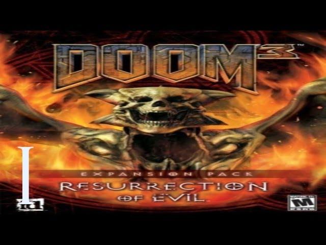 Doom 3 resurrection of evil прохождение