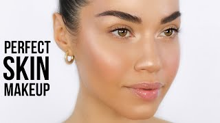 HOW TO GET PERFECT SKIN WITH MAKEUP | Eman