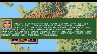 Let's Play DSA - Die Schicksalsklinge für Genießer #5: Phexcaer, Ektor Gremob, Orkhöhle, Olimone
