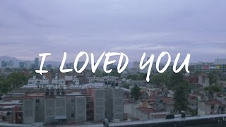 Blonde - I Loved You (feat. Melissa Steel) [Official Video]