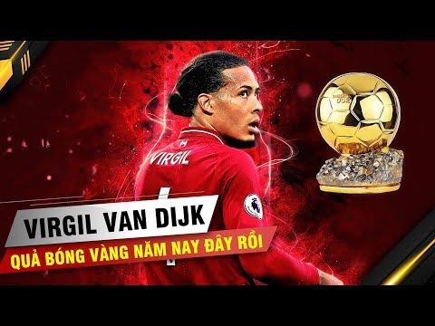 Van Dijk – 13 năm chờ đợi đã hết, QBV nên được trao cho một siêu hậu vệ