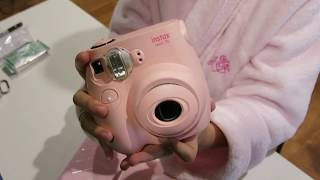 HOW TO USE INSTAX MINI 7S (WALMART BLACK FRIDAY SALE 2019)