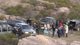 preview picture of video 'Campamento KiaClub4x4 en Toro Muerto, Cura Brochero, Cordoba'