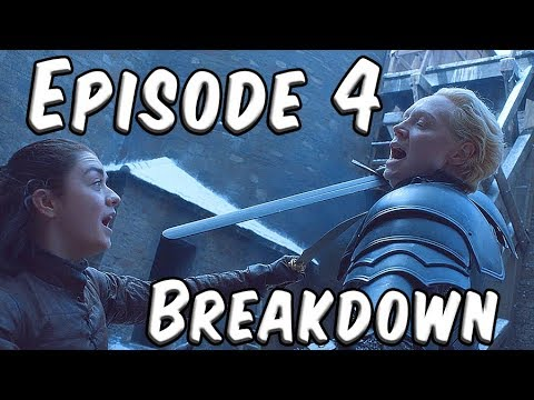 Season 7 Episode 4 Breakdown! (Game of Thrones)