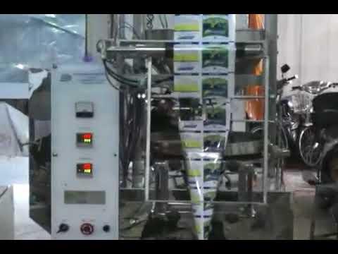 Máy đóng gói dạng định lượng bằng chén