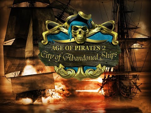 Age Of Pirates 2 - City Of Abandoned Ships - ENG/PL -#02 Ucieczka i piractwo