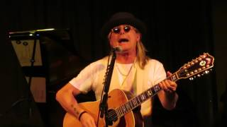 "Robin Zander - ""I Don't Love Here Anymore"" - Monk's, Lake Delton, WI - 01/07/17"