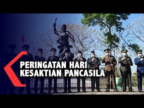 peringati hari kesaktian pancasila di monumen peristiwa madiun pki muso