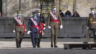 Su Majestad el Rey preside el Capítulo de la Real y Militar Orden de San Hermenegildo
