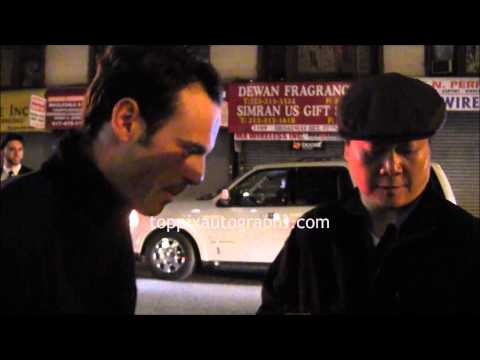 Scoot McNairy Video