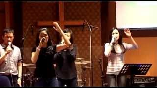 Forever ( Chris Tomlin ) - Band Cover by One in Love