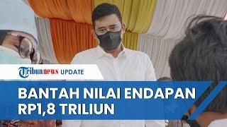 Ditegur Presiden Jokowi, Bobby Nasution Luruskan Jumlah Dana APBD Kota Medan yang Mengendap di Bank