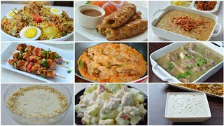 EID DINNER COMPLETE MENU 2020 By (YES I CAN COOK)