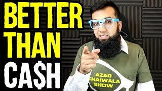 9 Small Investment Ideas Better Than Cash   Azad Chaiwala Show