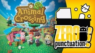 ANIMAL CROSSING: NEW LEAF (Zero Punctuation)