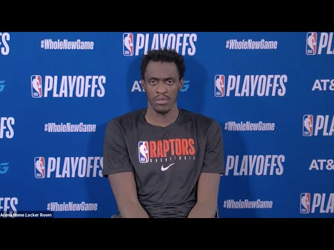 Pascal Siakam Reacts To Game 7 Loss To Celtics | Full Postgame