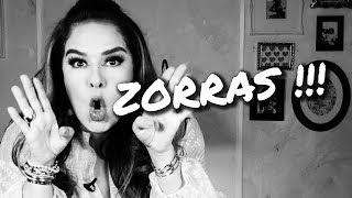 Cuidado con las Zorrrras ! (Elisa Beristain)