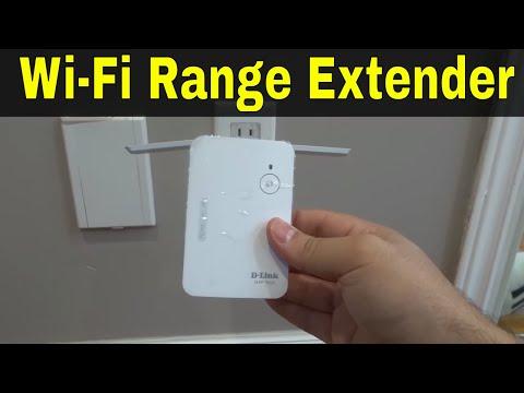 D-Link AC1200 Wi-Fi Range Extender Review (DAP-1620)