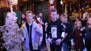 Ян Мусвидас и Саша Миненок  Не танцуй