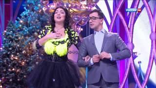 """Лолита и Ю.Аскаров на """"Голубом Огоньке-2014"""""""