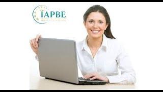 Профессиональный международный бухгалтер (IAPBE). Открытое занятие от 16 апреля 2019 г.