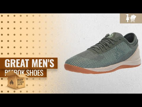 Save Big On Men's Reebok Shoes Black Friday / Cyber Monday 2018 | US Black Friday 2018