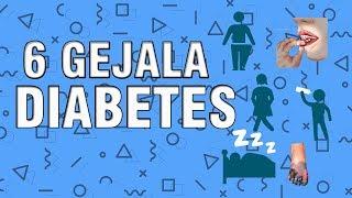 Hari Diabetes Sedunia - Yuk Kenali 6 Gejala Diabetes!