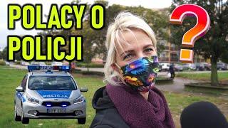 AW. SONDA  Co Polacy myślą o Policji? SONDA ULICZNA