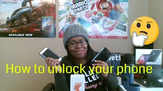 How to unlock your cell phone yourself for free