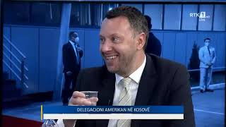 Speciale - Delegacioni amerikan në Kosovë 21.09.2020