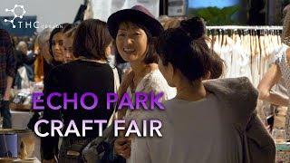 THC Design : Echo Park Craft Fair 2018