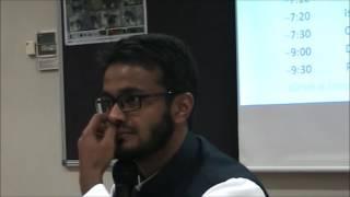 Br Rizwan Ahmed Surah Al Kahf Part 2