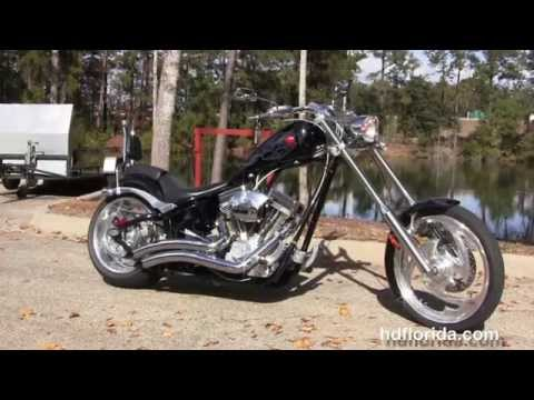 Used 2005 Big Dog K-9 Chopper Motorcycle for sale