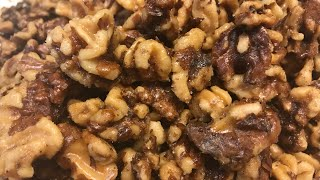 Roasted Walnuts Or Pecans