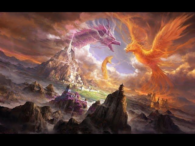 Truyền Thuyết Về Tứ Đại Thánh Thú: Thanh Long – Bạch Hổ – Chu Tước – Huyền Vũ