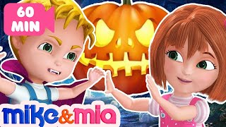Halloween and Christmas Songs Collection for Kids | Nursery Rhymes and Baby Songs by Mike and Mia