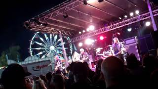 TONIGHT IS A BEAUTIFUL NIGHT TO FALL IN LOVE, APRIL WINE @CAMBRIDGE FALL FAIR, CAMBRIDGE ONT 2017