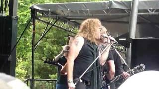"Black N Blue ""Autoblast"" M3 Rock Festival 2011, Merriweather, Columbia MD"