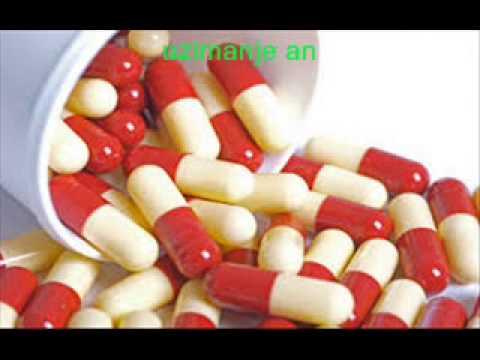 Таблетка анти-простатата