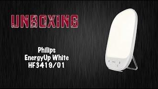 Philips EnergyUp White HF3419/01 Unboxing