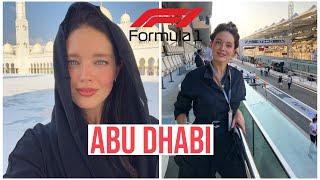 Abu Dhabi VLOG | Husband Tag | Emily DIDONATO