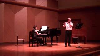 Histoires Pour Flute Et Piano / J.Ibert